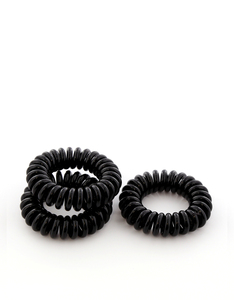 Invisibobble Power True Black Hair Ring