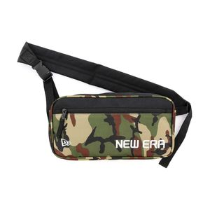 New Era Cross Men's Body Bag Woodland Camo