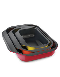 Joseph Joseph Nest Oven Roasting Trays [Set of 3]