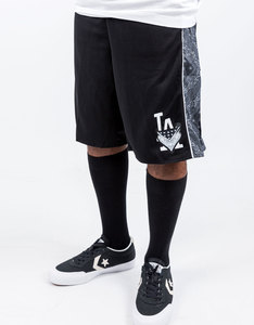 Cayler & Sons Wl Crimes Bball Black/White Shorts