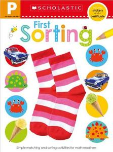 Get Ready For Pre-K First Sorting Workbook: Scholastic Early Learners (Workbook)