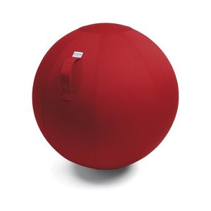 Vluv Leiv Fabric Seating Ball Ruby