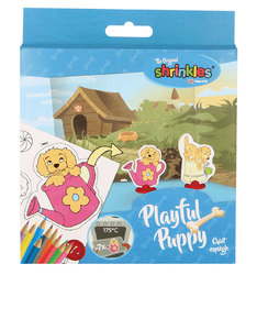 Shrinkles Playful Puppy Mini Pack