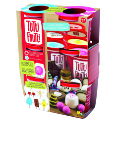 Tutti Frutti Candy Scents Modeling Douch [Pack of 6]