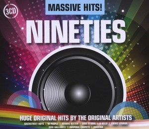Massive Hits!-90S / Various (Ita)