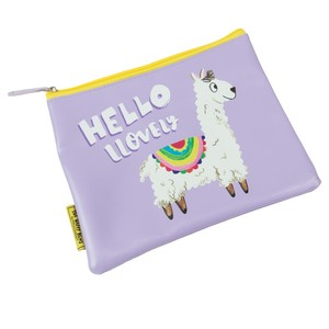 The Happy News Hello Llovely Large Pouch