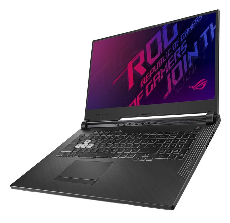 Asus G731GU-EV089T ROG STRIX G i7-9750H/16GB/1TB HDD+256GB SSD/GeForce GTX  1660TI 6GB/17 3