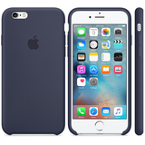 Apple Silicone Case Midnight Blue iPhone 6S