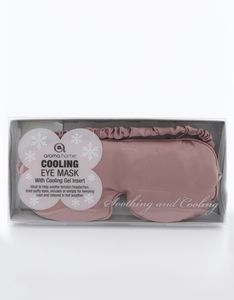 Aroma Home Cooling Eye Masks Plum