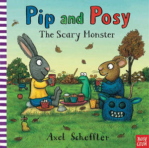 Pip And Posy Scary Monster Bb