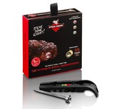 New Steakchamp 3-Color Meat Thermometer