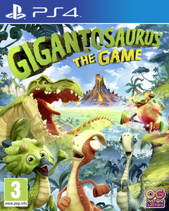 Gigantosaurus: The Game [Pre-owned]