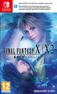 Final Fantasy X/X-2: HD Remaster [Pre-owned]
