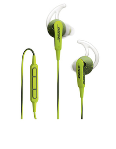 Bose Soundsport Energy Green In-Ear Earphones Android Devices