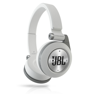 Jbl Synchros E40Bt White Headphones