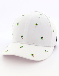 New Era Micro Palm Optic White Cap