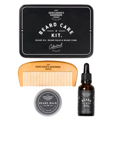 Gentlemen's Hardware Beard Care Kit