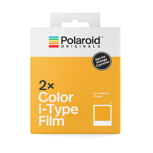 Polaroid Color Film for i-Type [Pack of 2]