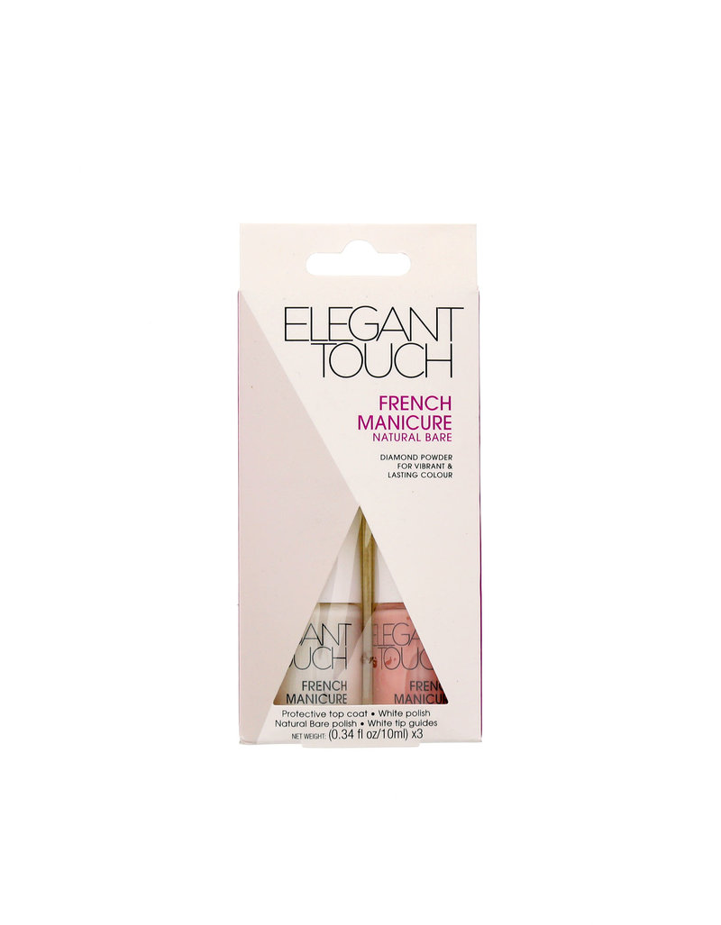 Elegant Touch Rapid Dry Natural Bare