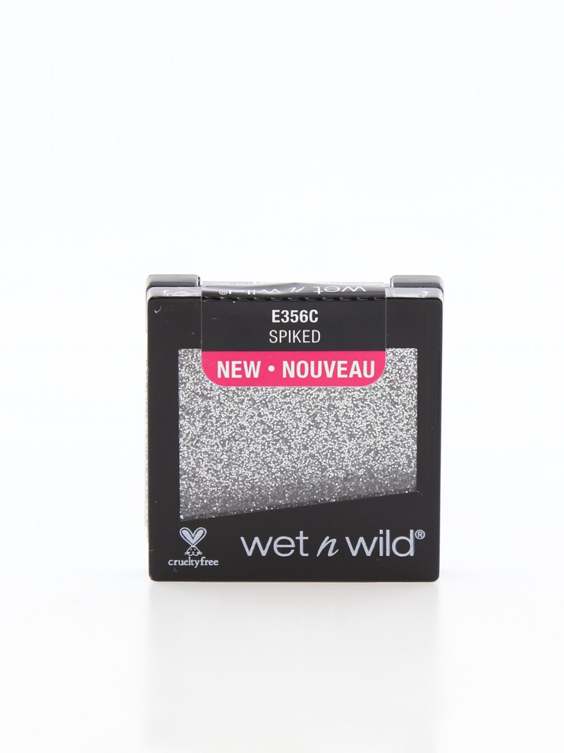 Wet N Wild Color Icon Eyeshadow Glitter Single Spiked