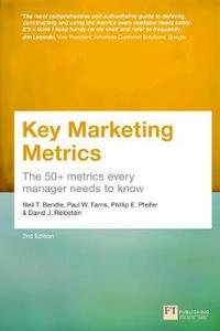 Key Marketing Metrics: The 50+ metrics every manager needs to know