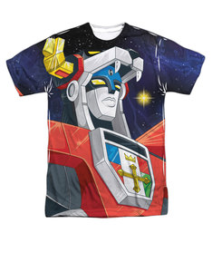 Voltron Space All-Over Print T-Shirt