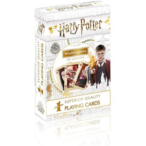 Waddingston Harry Potter Playing Cards