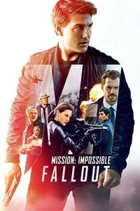 Mission: Impossible - Fallout [4K Ultra HD][2 Disc Set][Steelbook Edition]