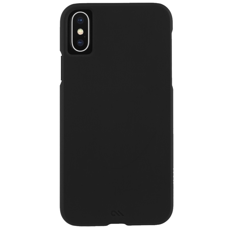 Case-Mate Barely There Case Black for iPhone XR