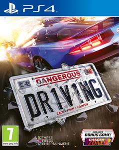 Dangerous Driving - PS4