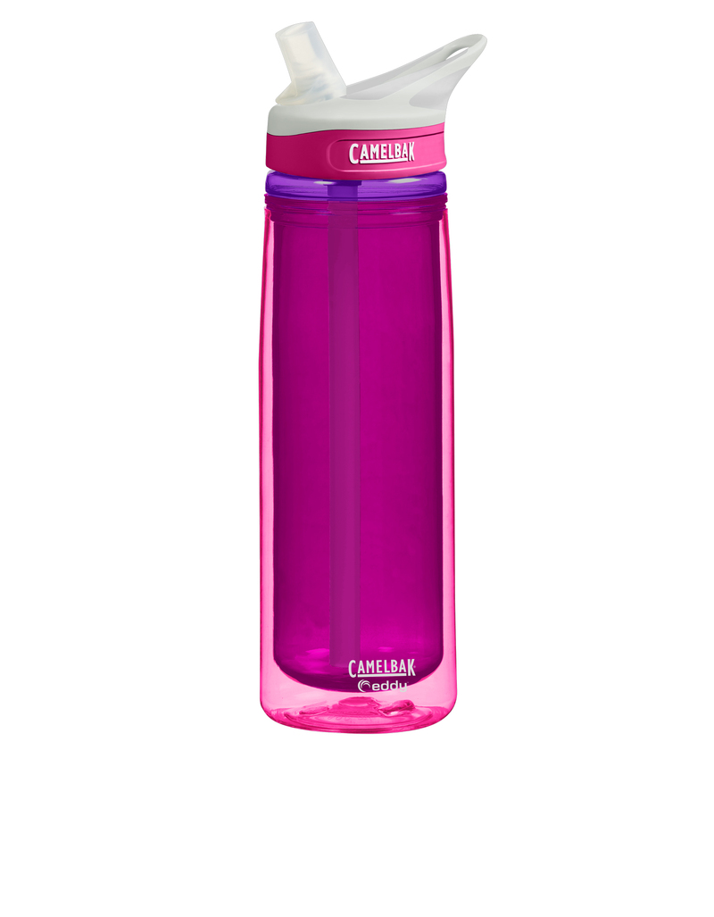 Camelbak Eddy Insulated 0.6L Flamingo Water Bottle