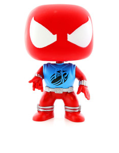 Funko Pop Marvel Scarlet Spider Vinyl Figure