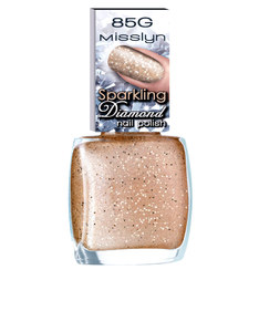 Misslyn Sparkling Diamond Nail Polish No.85G Come In One & All