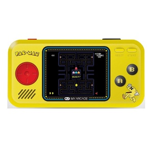 My Arcade Pac-Man Pocket Player Yellow/Black