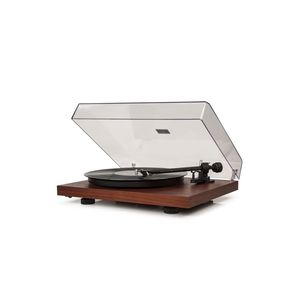 Crosley C10 Turntable Mahogany