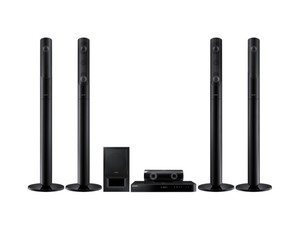 Samsung J5500K 5.1Channels 1000W 3D Black Home Cinema System
