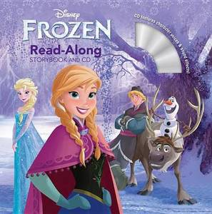 Frozen Read-Along Storybook +Cd
