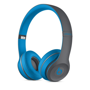Beats Solo2 Blue Active Collection Headphones