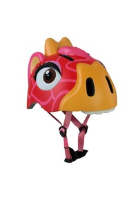 Crazy Safety Red Giraffe S Helmet
