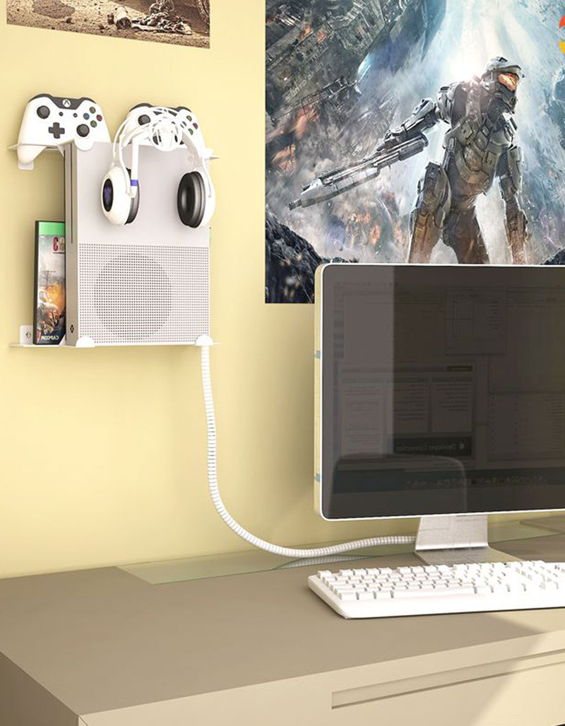 Borangame Game Spider Duo Pro White Wall Mount For Xbox One | Other ...