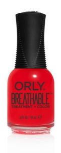 Orly Breathable Nail Treatment + Color Vitamin Burst 18ml