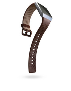 Fitbit Leather Band Cognac Small For Ionic