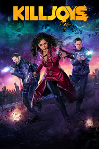 Killjoys: Season 1 [2 Disc Set]