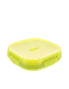 Aladdin 0.85L Crave Insulated Lunch Plate Lettuce