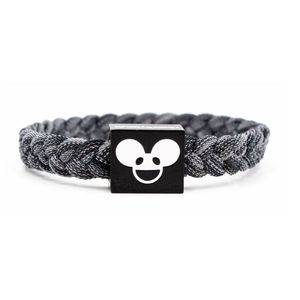 Electric Family Deadmau5 Black/White Bracelet