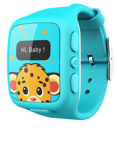 Kidguard GPS Safety-Watch Blue