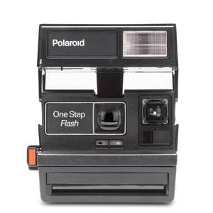 Polaroid 600 Square Camera
