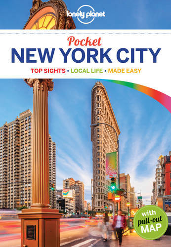 new york lonely planet  Lonely Planet Pocket New York City | Travel Guides | Travel + ...