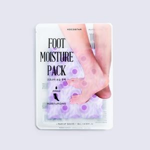 Kocostar Foot Moisture Pack Purple
