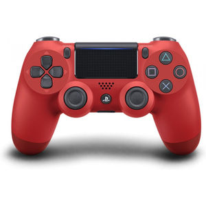 Sony Dualshock 4 V2 Magma Red Controller PS4
